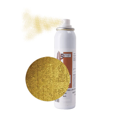 Goud spray
