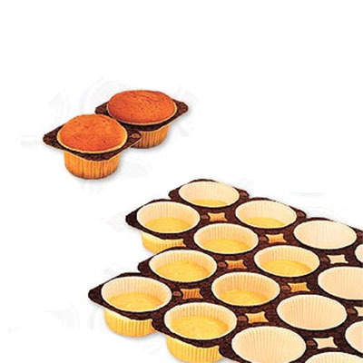 Muffin trays 24 cups