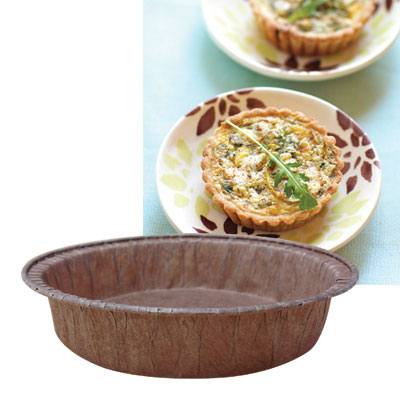 Quiche taartvorm - mini