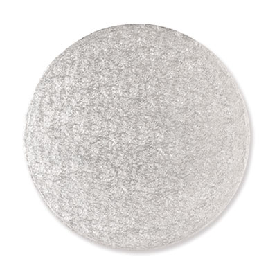 Zilver Cake Board 355mm rond