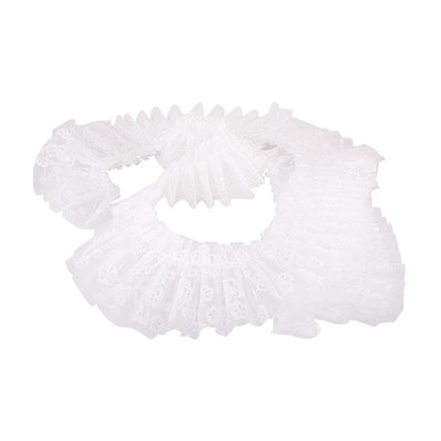 Party ruffle wit