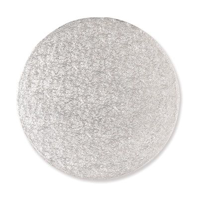 Zilver Cake Board 406mm rond