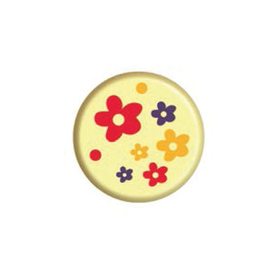 Decoseal Rond Flowers