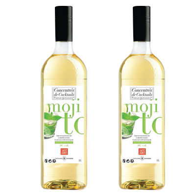 Cocktail concentre Mojito 60%