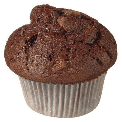 Chocolade Muffin mix