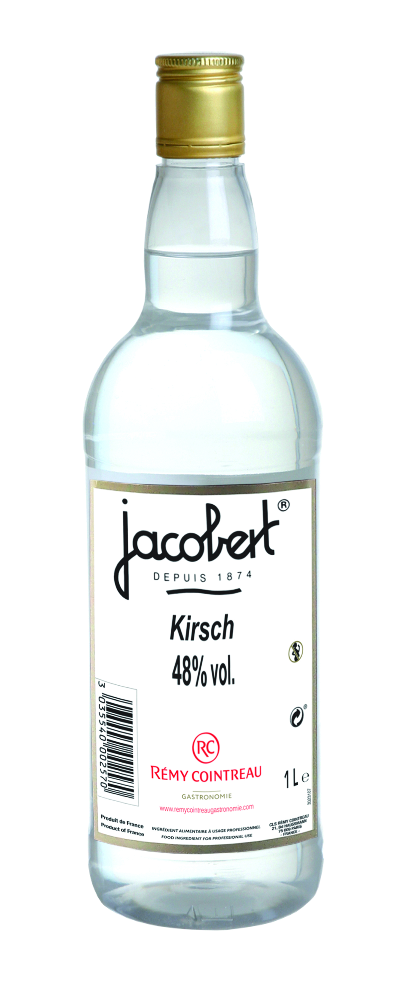 Kirsch Jacobert 48%