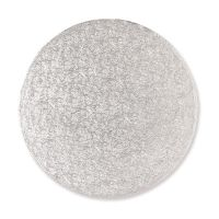 Zilver Cake Board 254mm rond